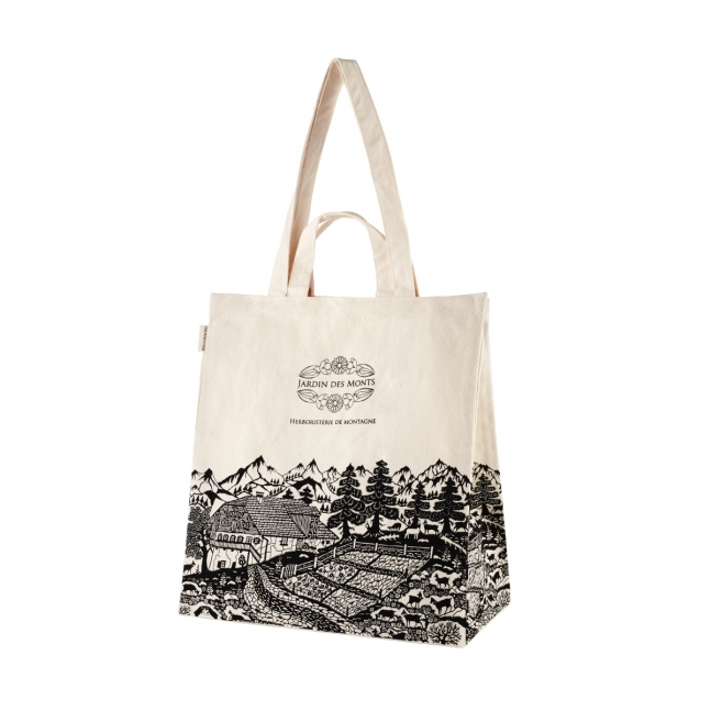 Shopping Bag made of organic cotton