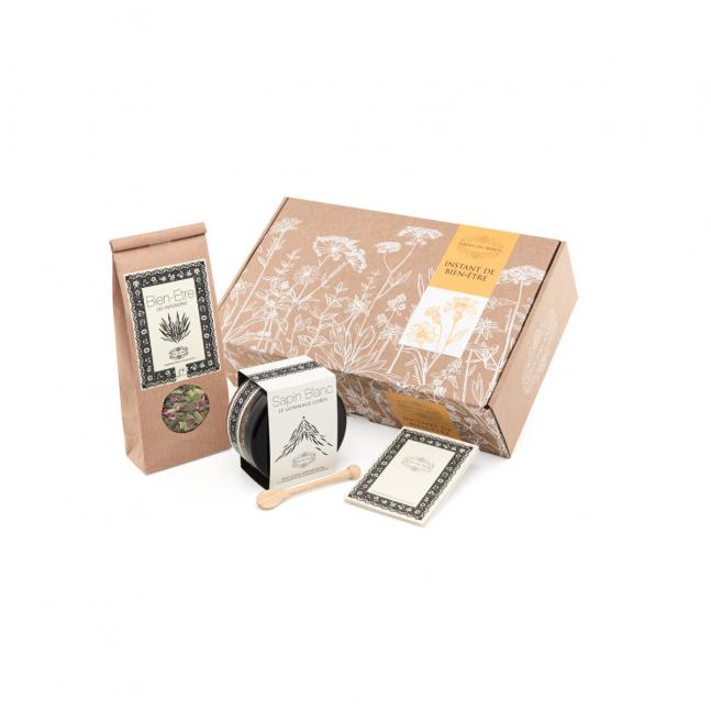 Gift box Wellness's Moment - Edition 2019