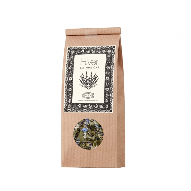 Winter Herbal Tea