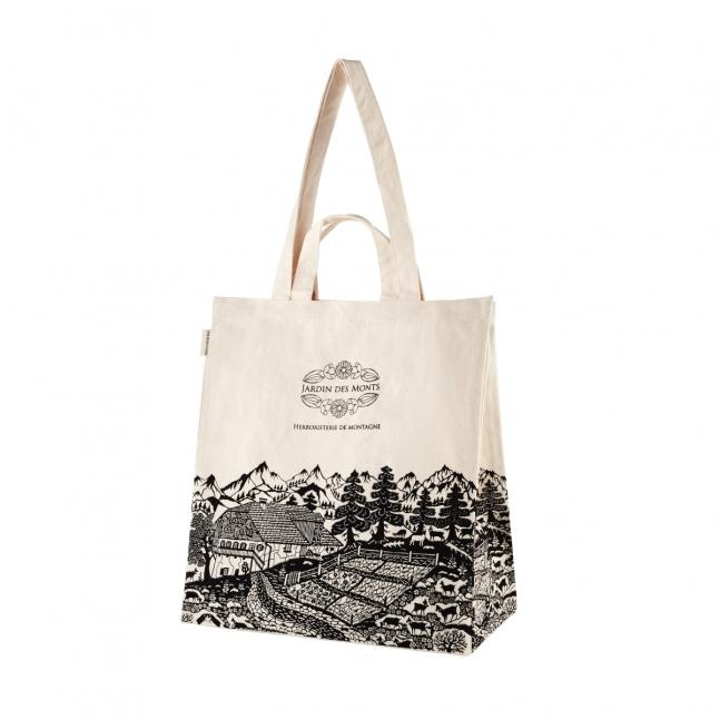 Shopping Bag made of organic cotton