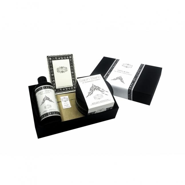 Geschenkbox Sapin Blanc