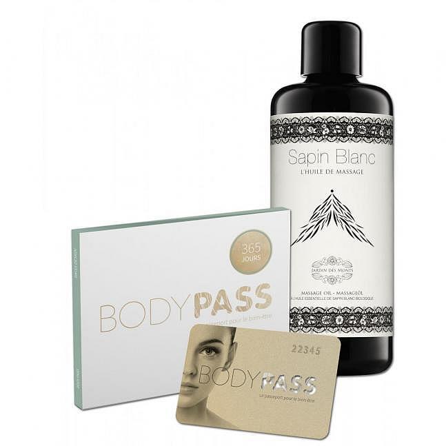 Jardin des Monts x Body Pass Offre exclusive et limitée